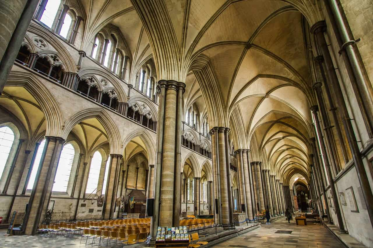 cathedral in Lviv Ukraine
