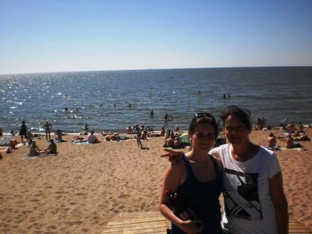 пляж Мелнраге