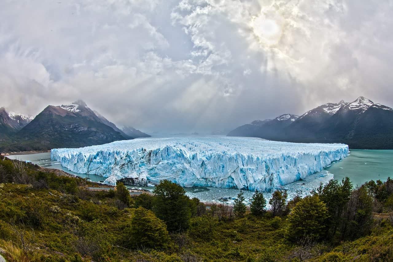 glacier Perito-Moreno Argentina