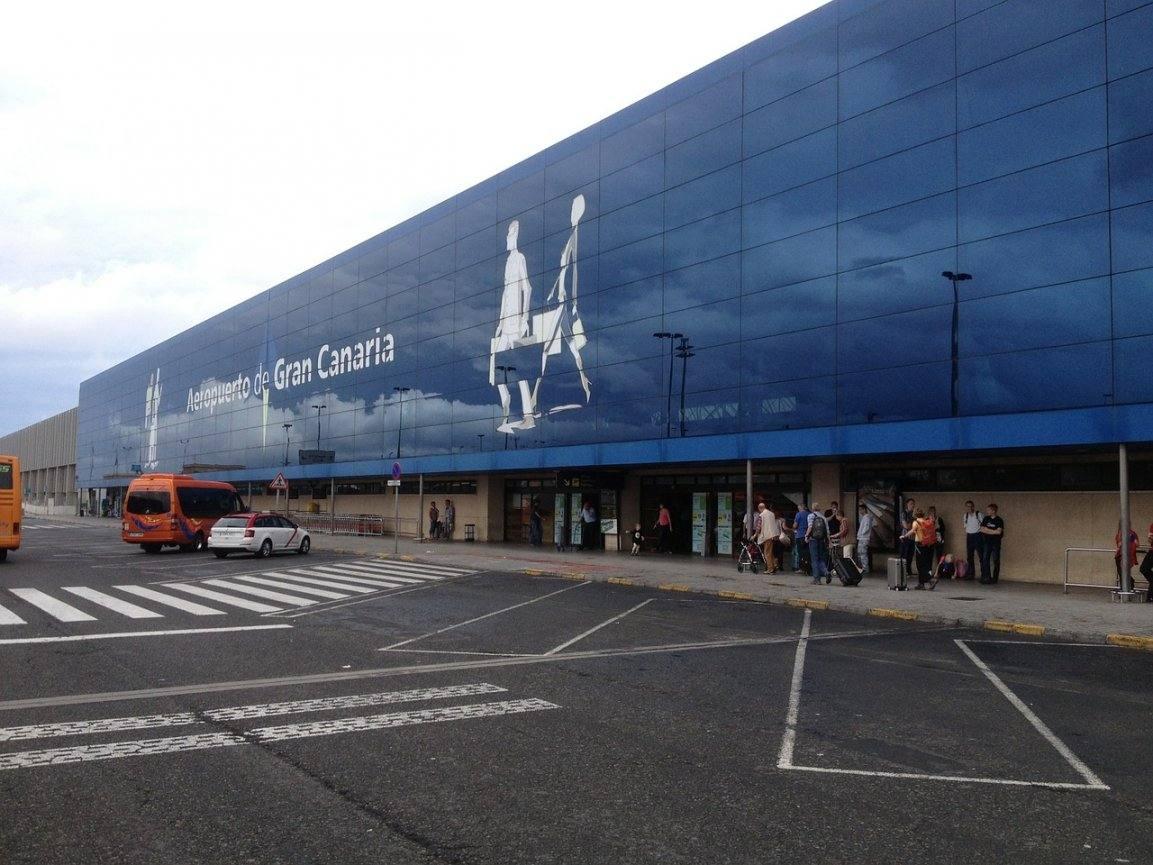 Лас-Пальмас аэропорт