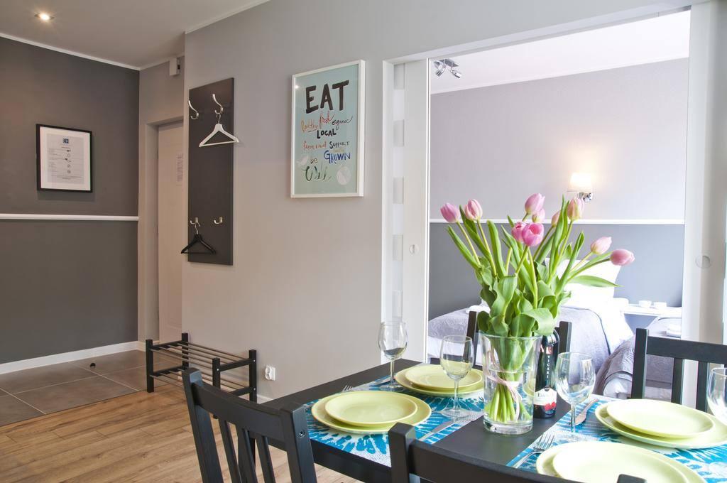 EH Apartments - Zamenhofa Street