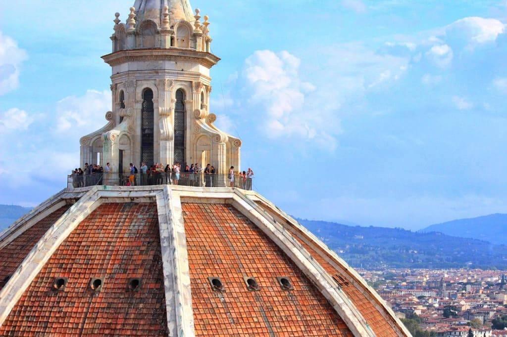 Флоренция купол Италия