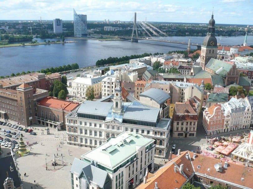 Латвия Рига