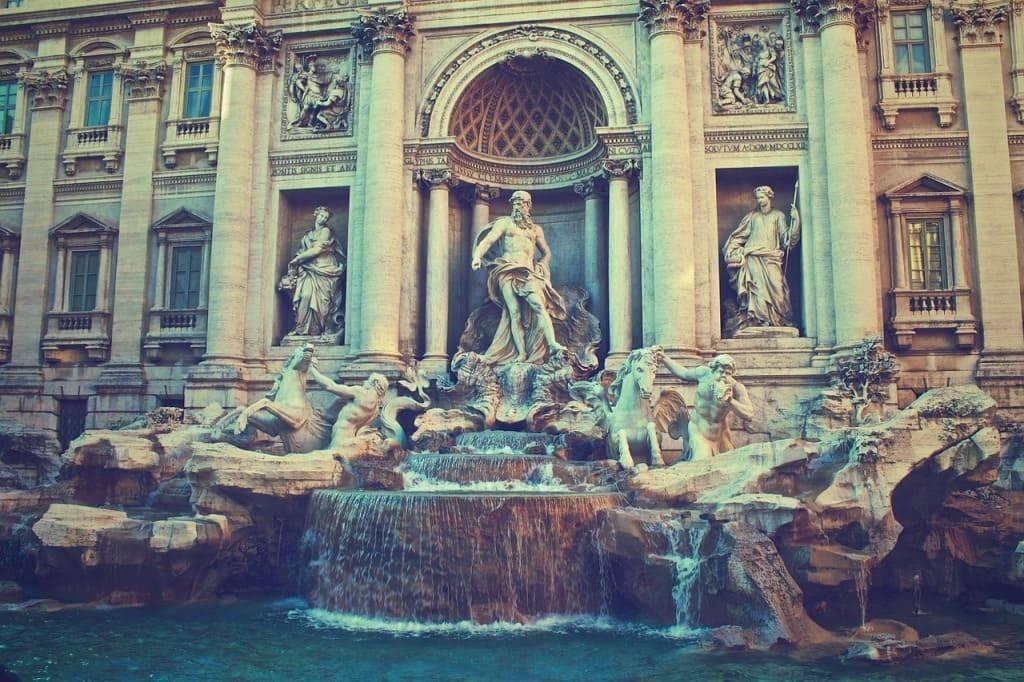 путешествие по Италии самостоятельно Рим