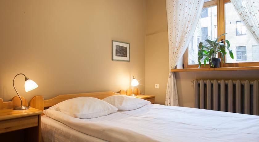 Guesthouse Jakob Lenz номер гостиницы в Риге