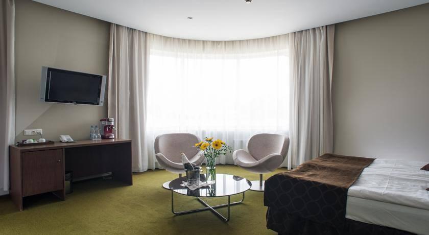 Days Hotel Riga VEF комната в отеле