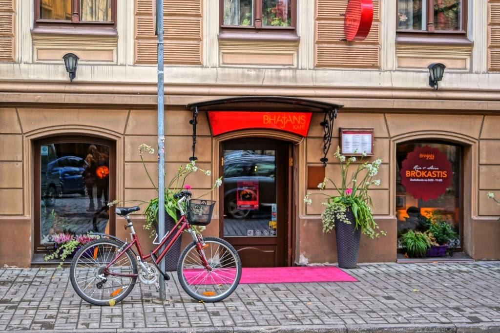 велосипед в Риге
