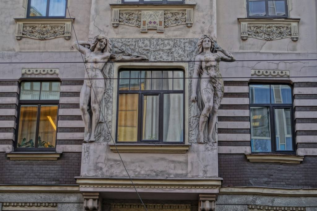 югендстиль архитектура