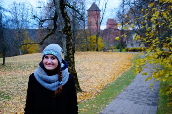 Сигулда осенью