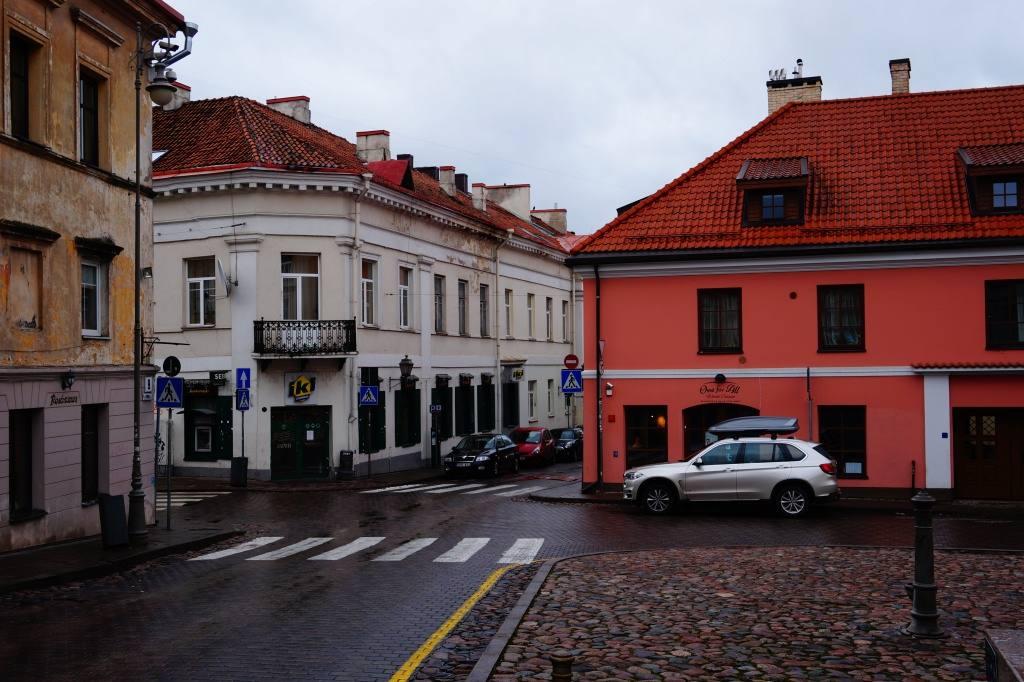 улица Ужуписа