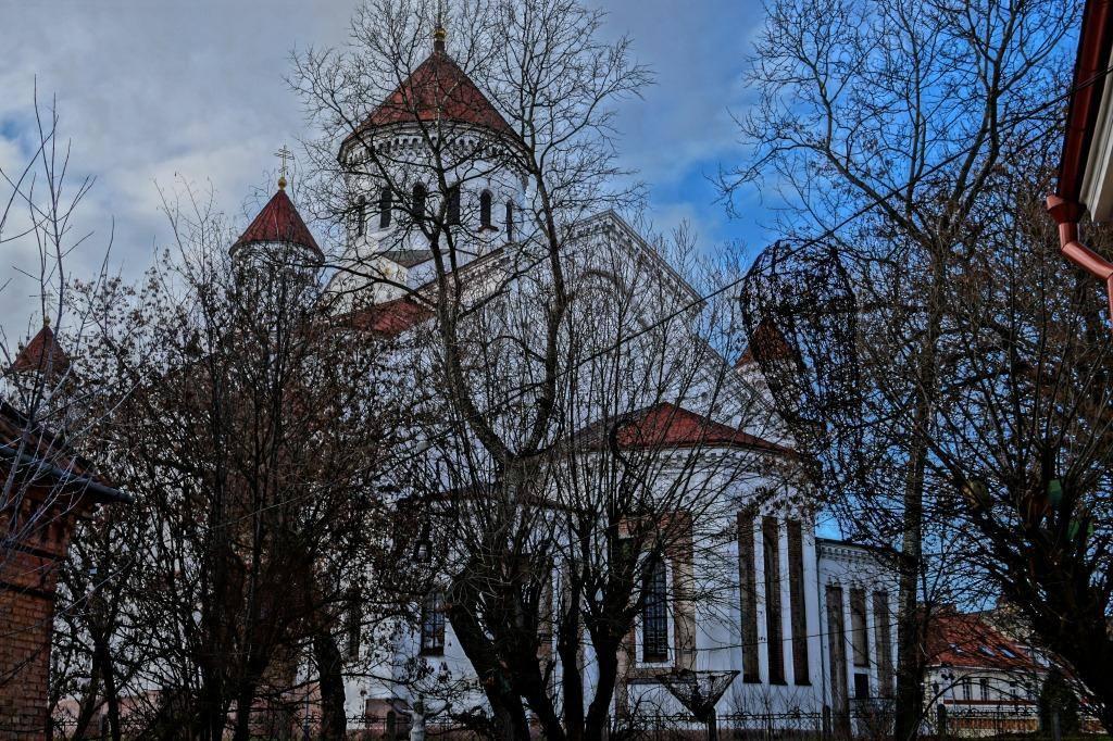 церковь Вильнюса Пречистенский собор