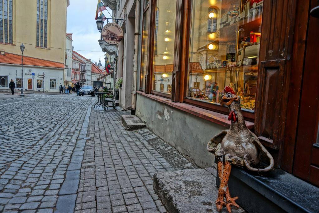 вильнюсская курица