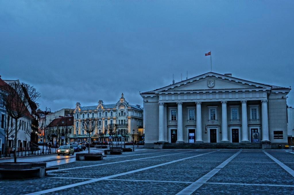здание президента Литвы