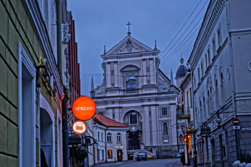Что посмотреть в Вильнюсе: красивые костелы