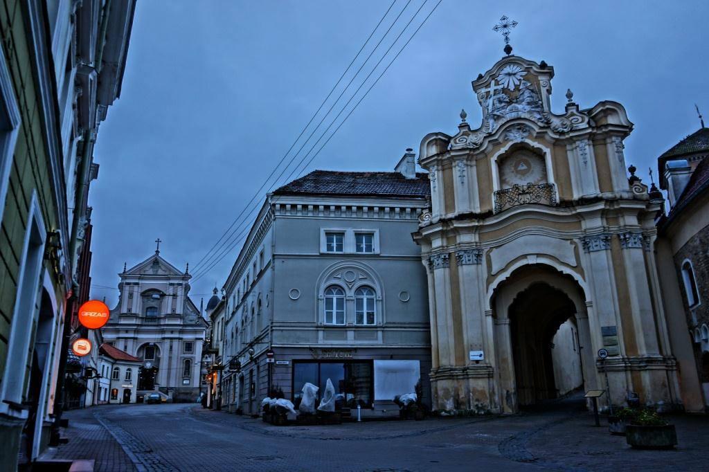 вильнюсский храм