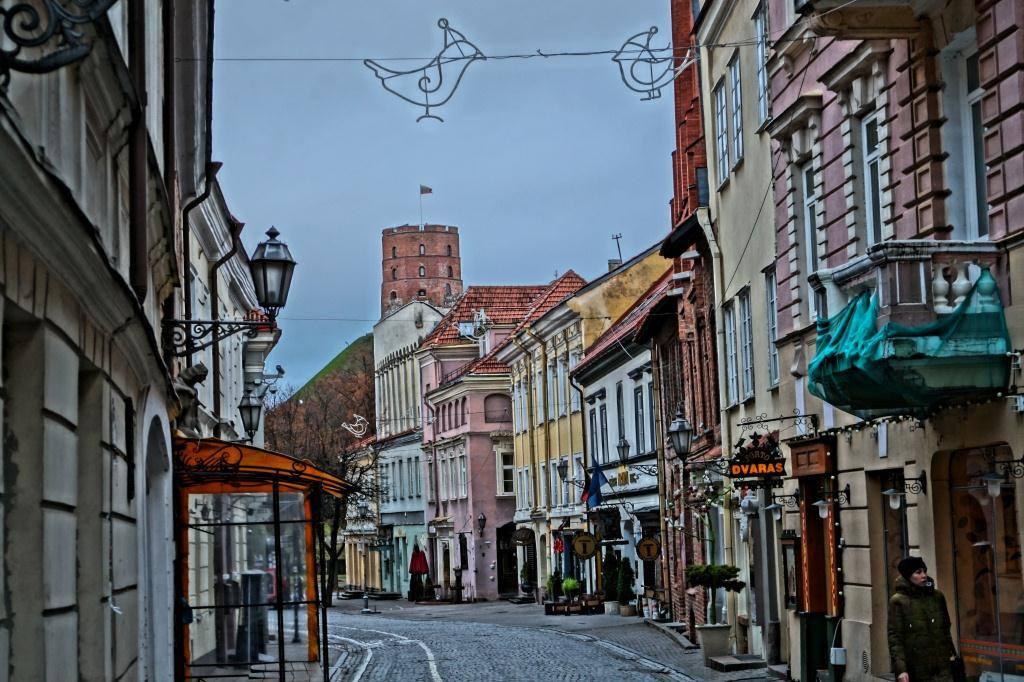 центр Вильнюса