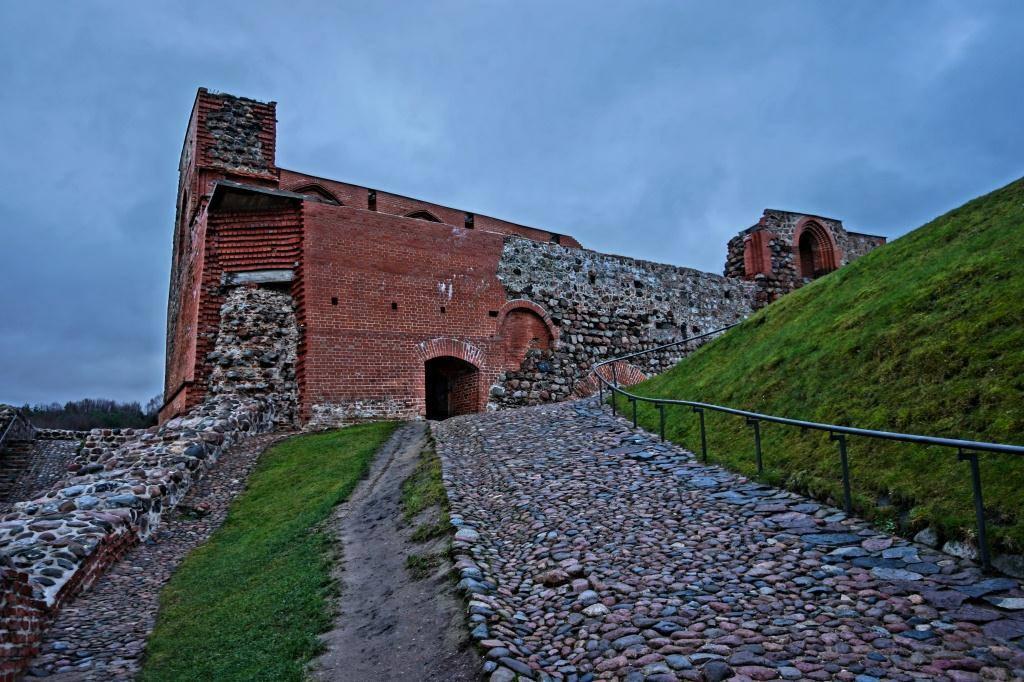 что делать в Вильнюсе: подняться на гору Гедемина
