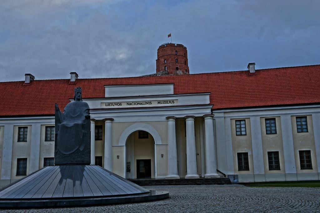памятник Миндовгу