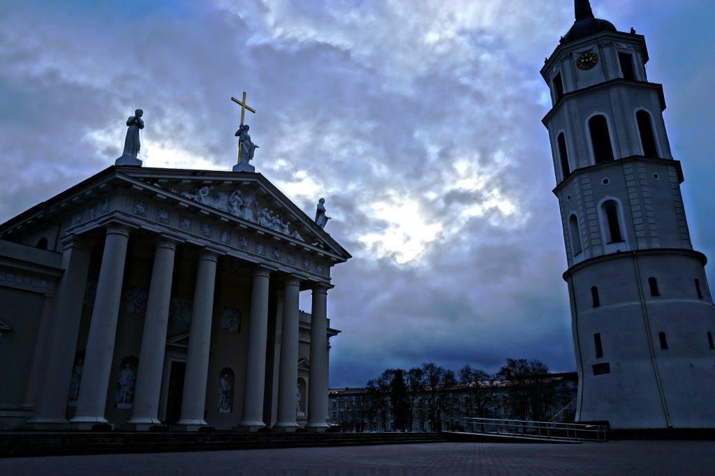 Что делать в Вильнюсе: смотреть памятник ВКЛ