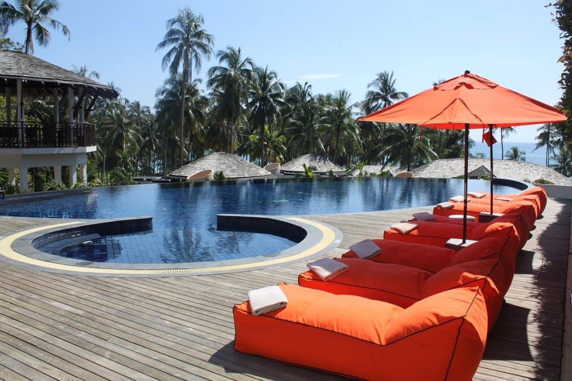 Тайланд отель на море зимой