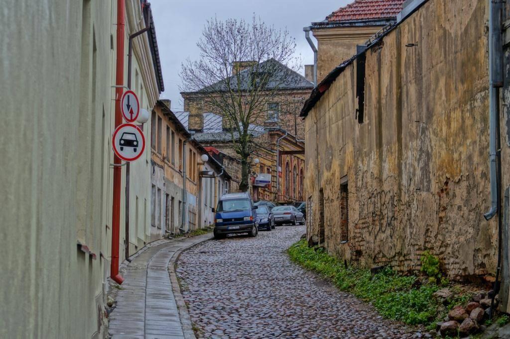 улица вильнюс