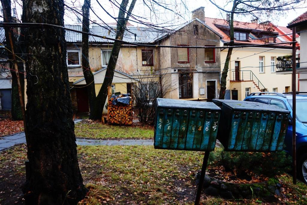 стары дворы в литве