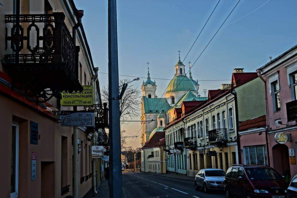 город Гродно фото