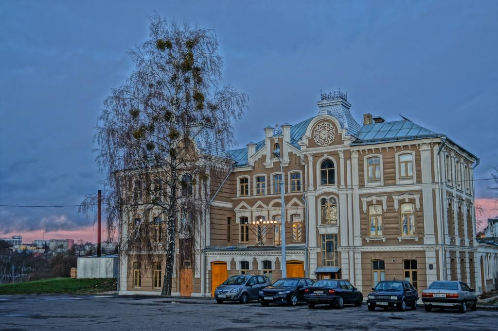 Синагога в Гродно