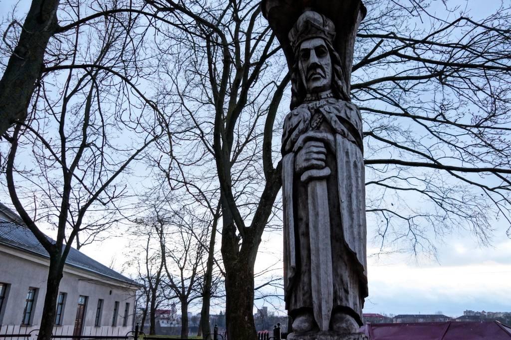 город Гродно памятник Витовту