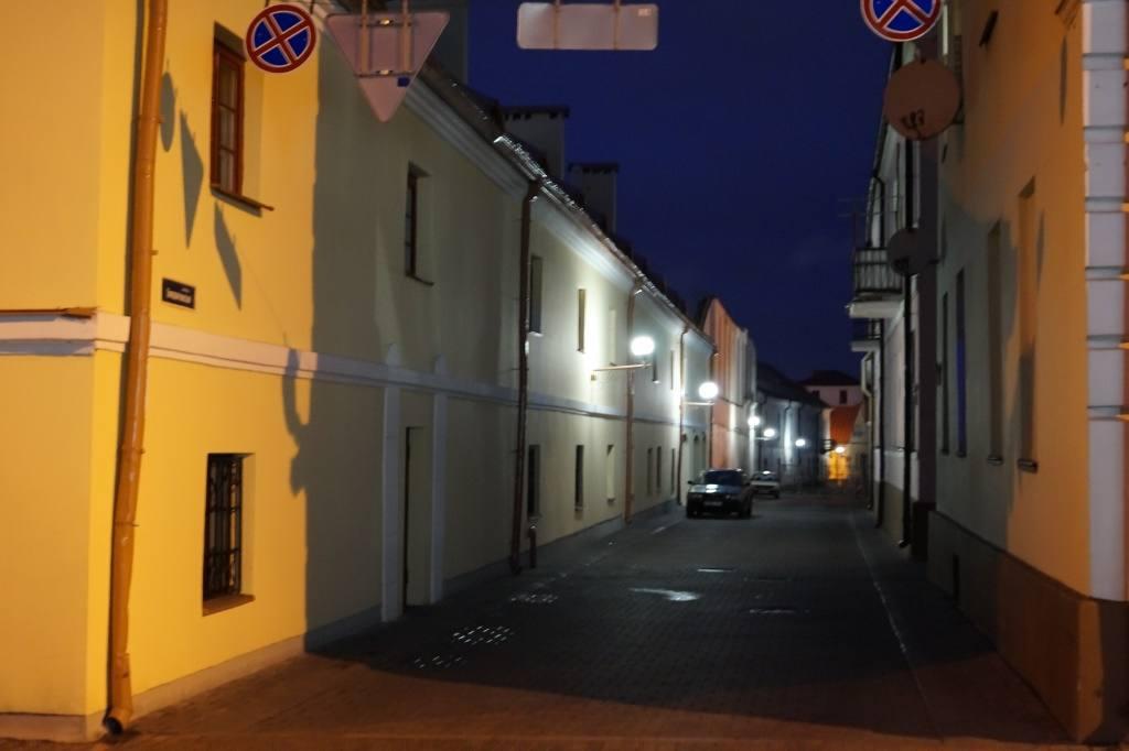 Вечер в Гродно