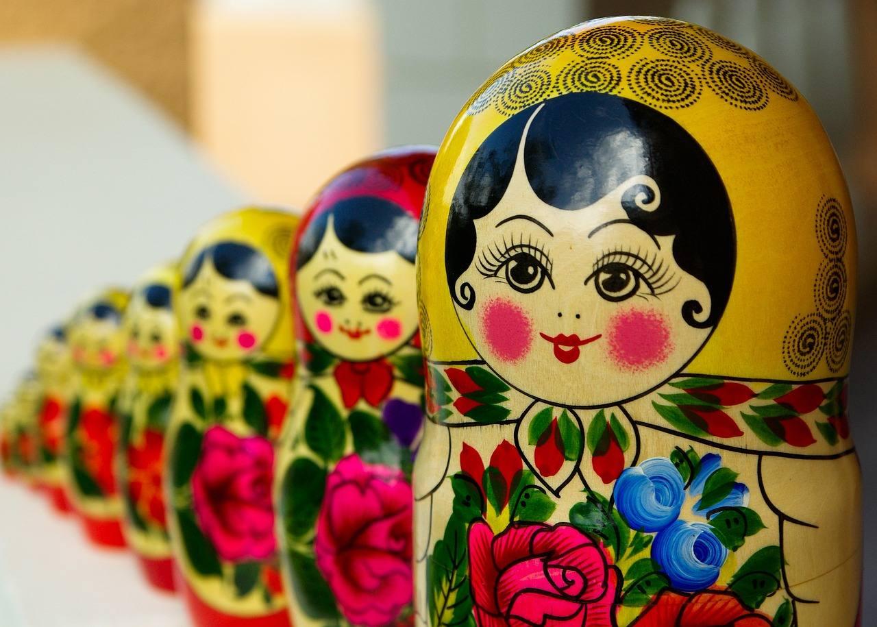 матрешка отдых в россии