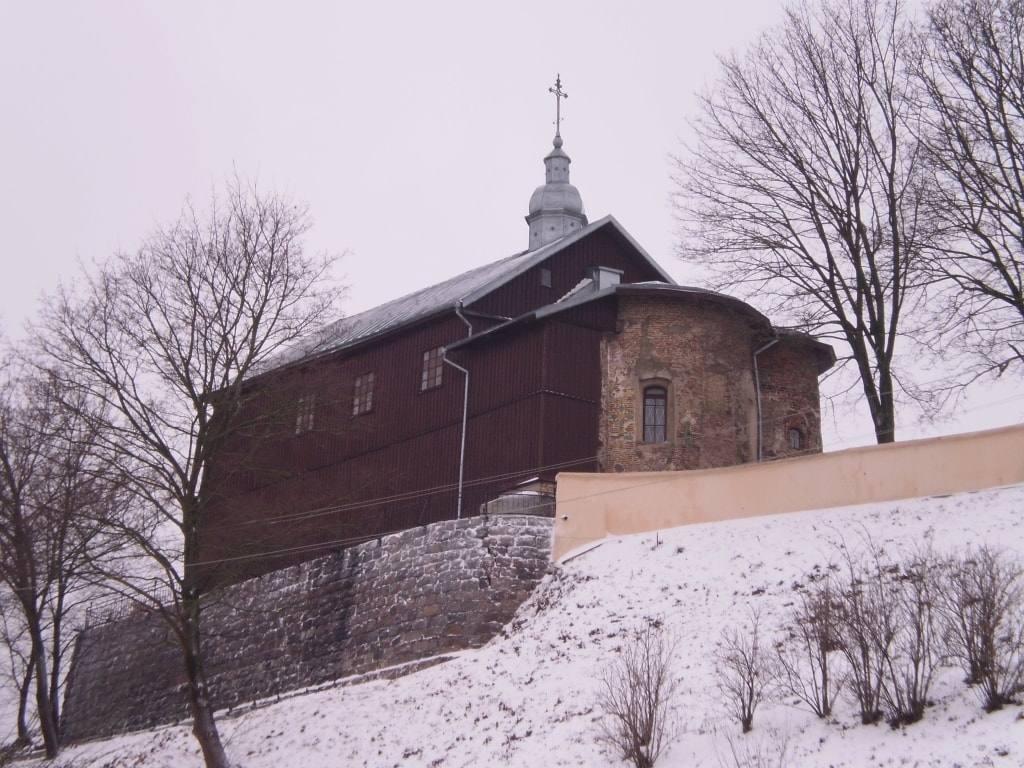 Каложская церковь Гродно
