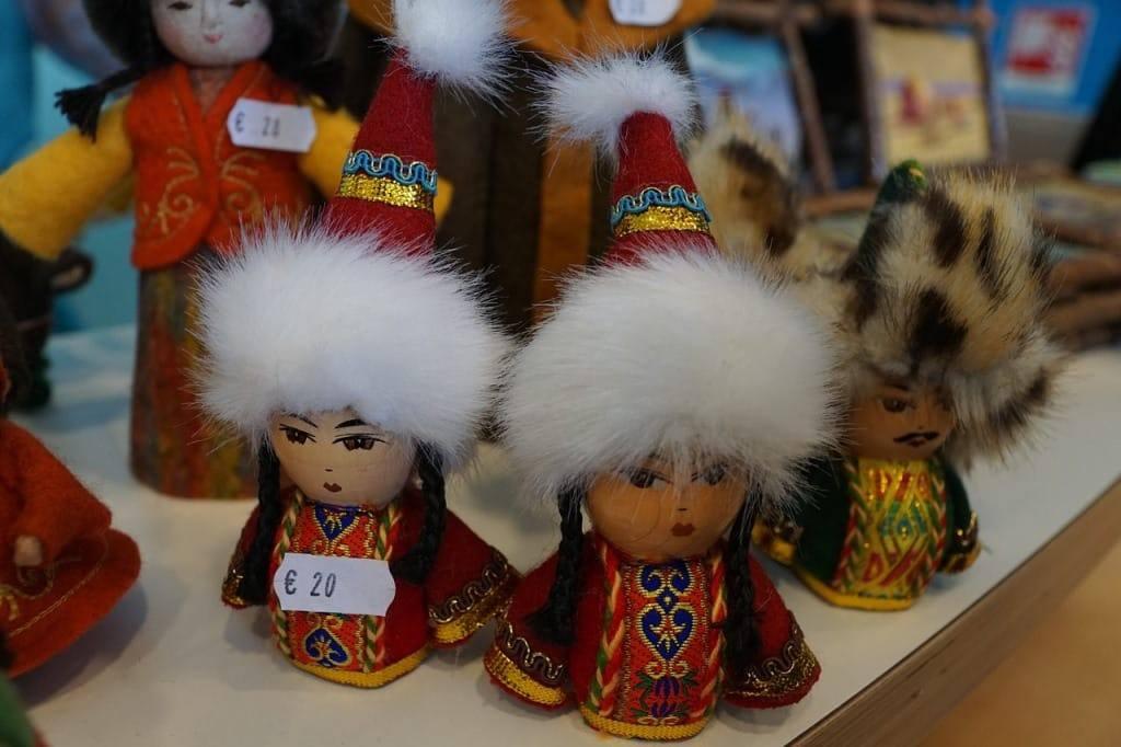 Казахстан сувениры