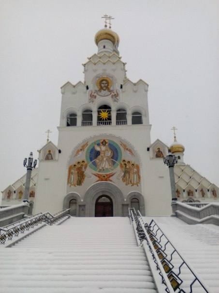 минская церковь