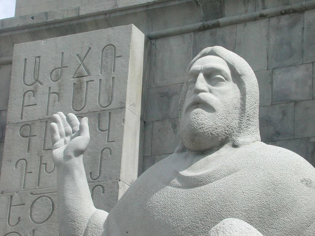 скульптура в армении