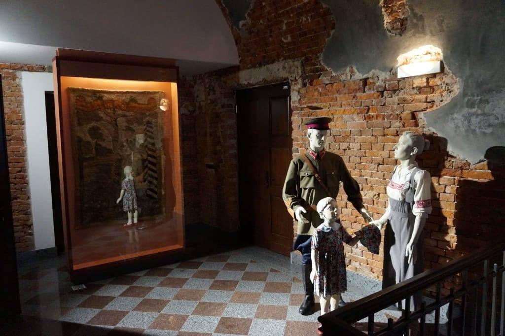 манекены музей войны Брест