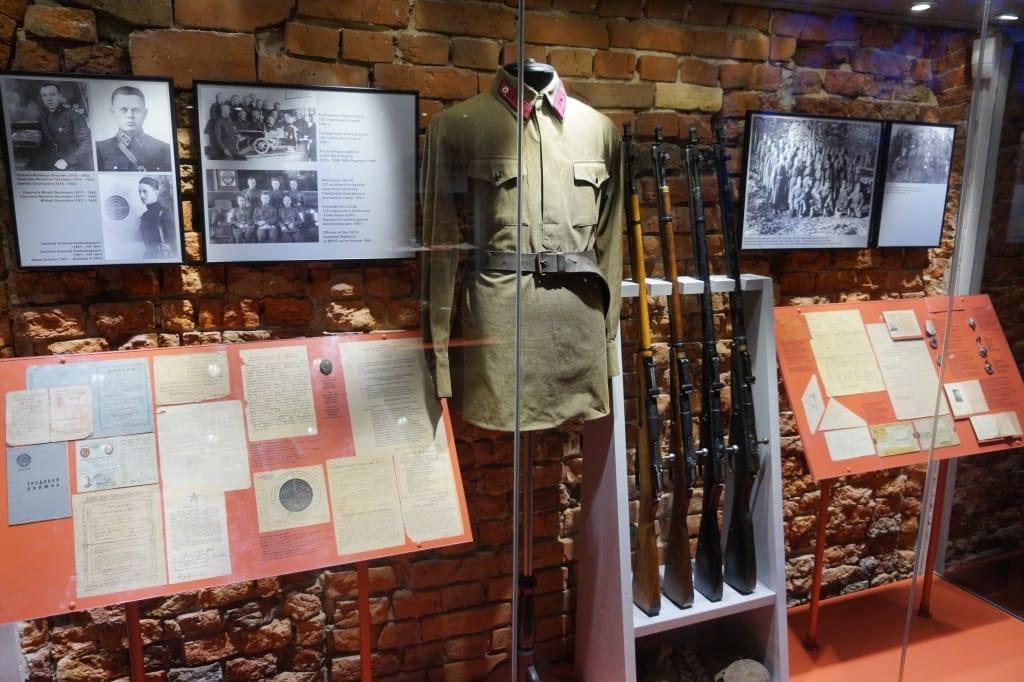 музей Брестская крепость герой