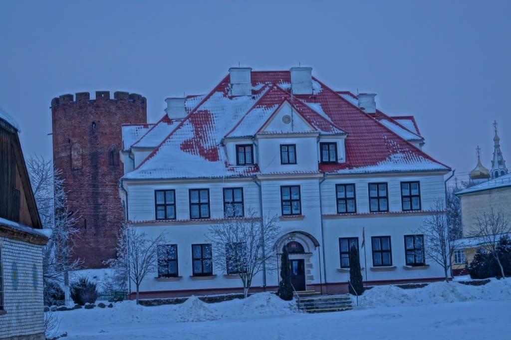 Каменец Беларусь гимназия