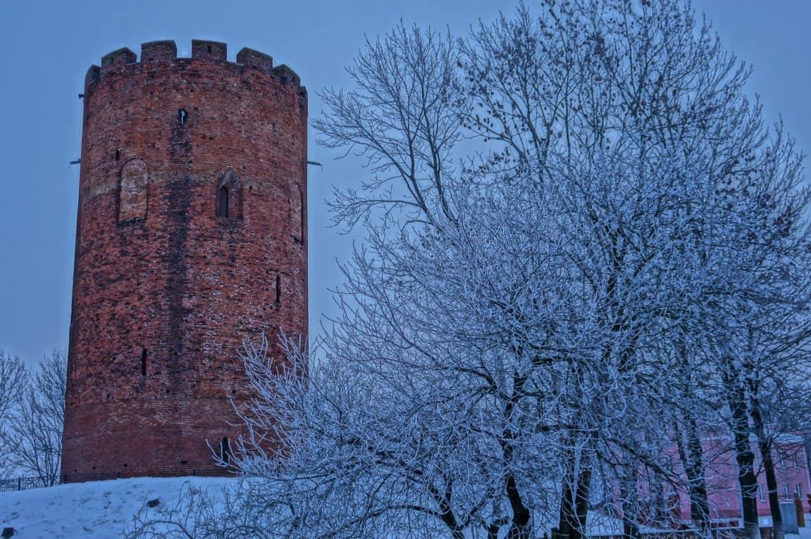 вежа Каменец