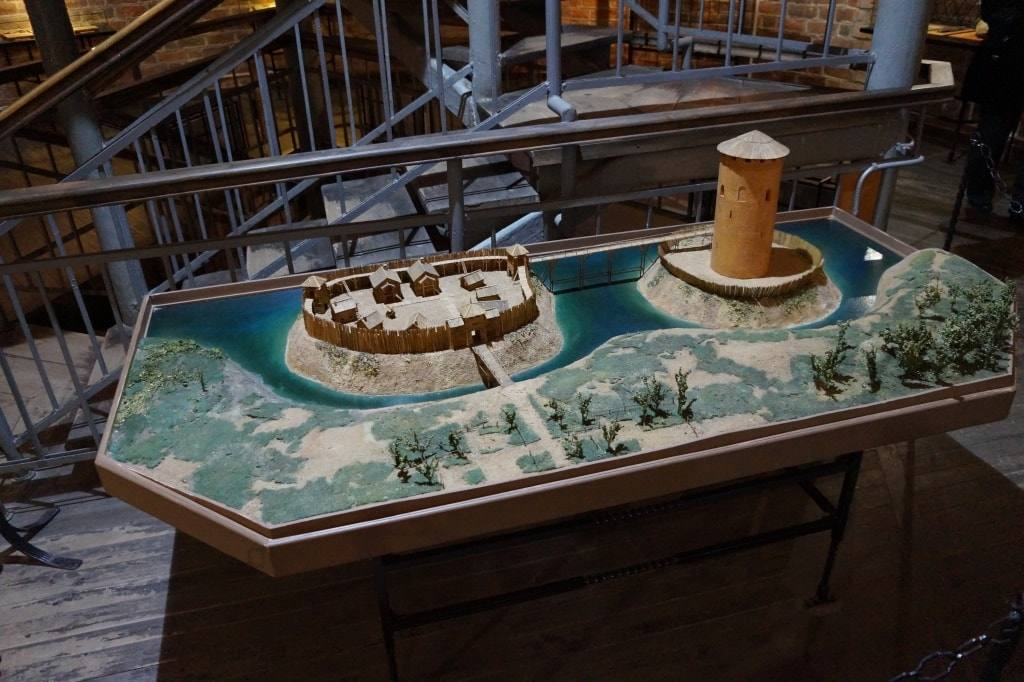 музей Каменецкой башни