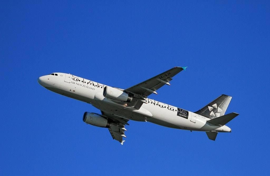 самолет New Zealand