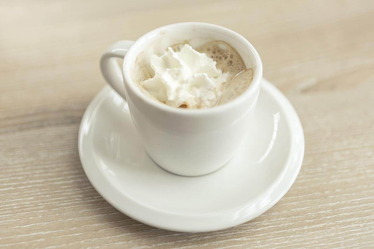 кофе сливки