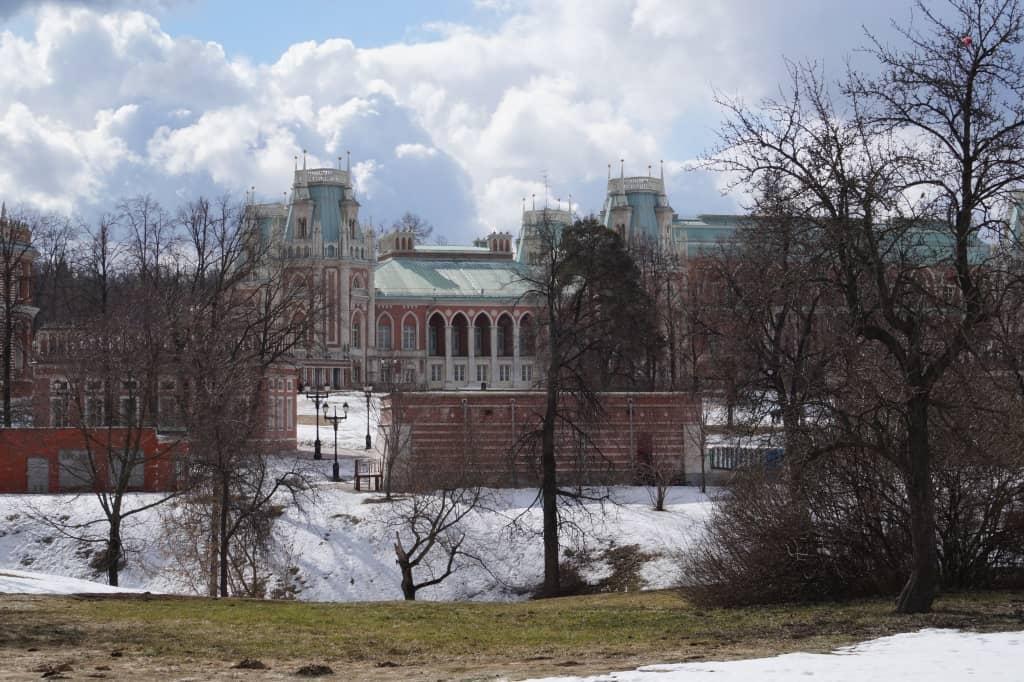 Большой дворец Москвы