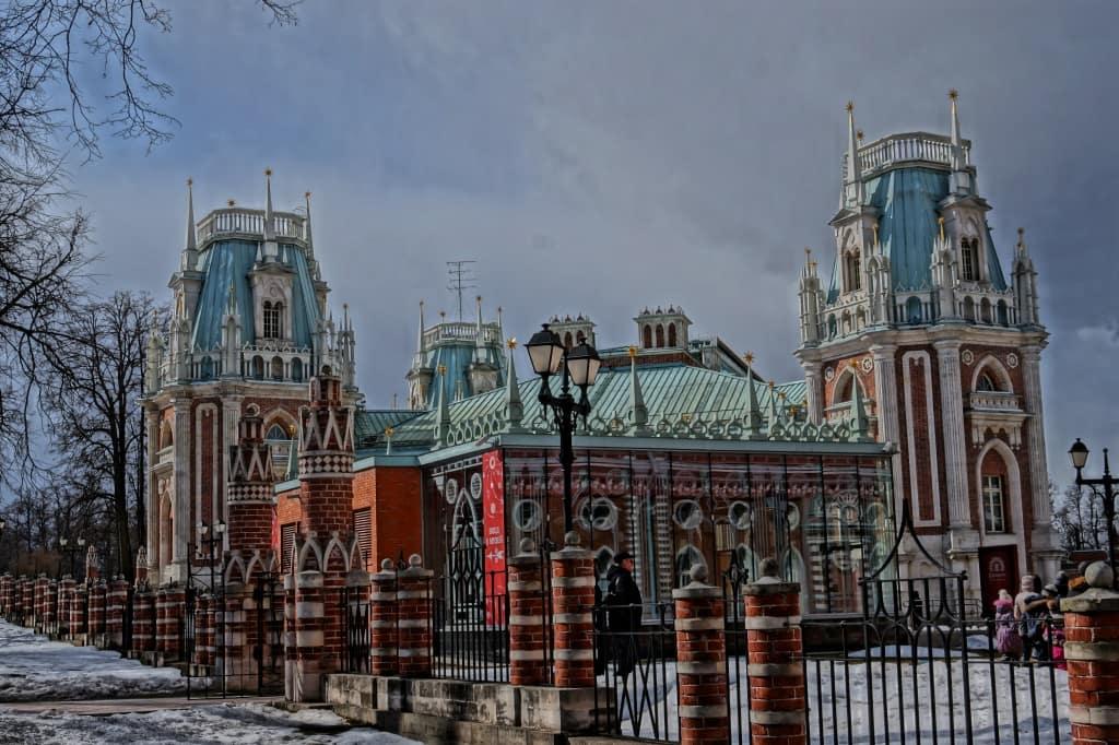 Большой дворец Екатерины