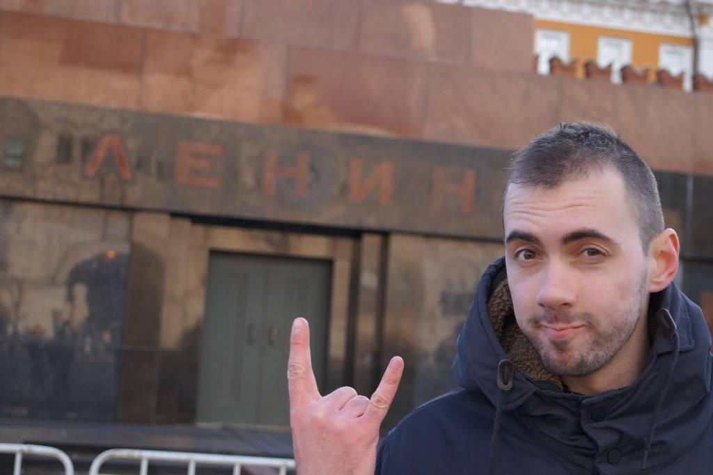 мавзолей в Москве
