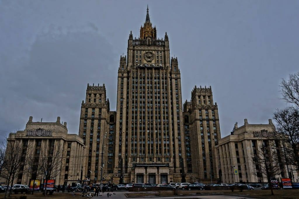 здание мида РФ