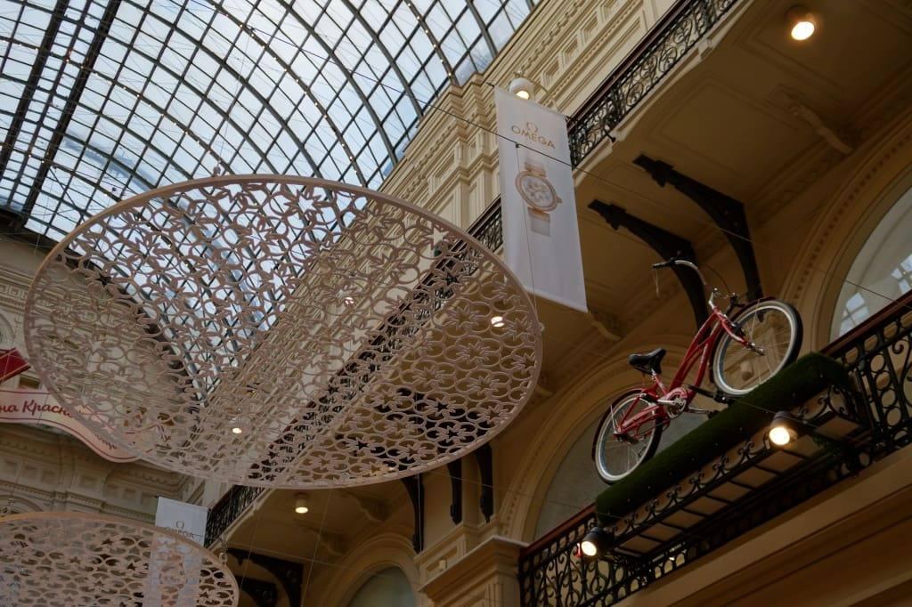 московский гум велосипед