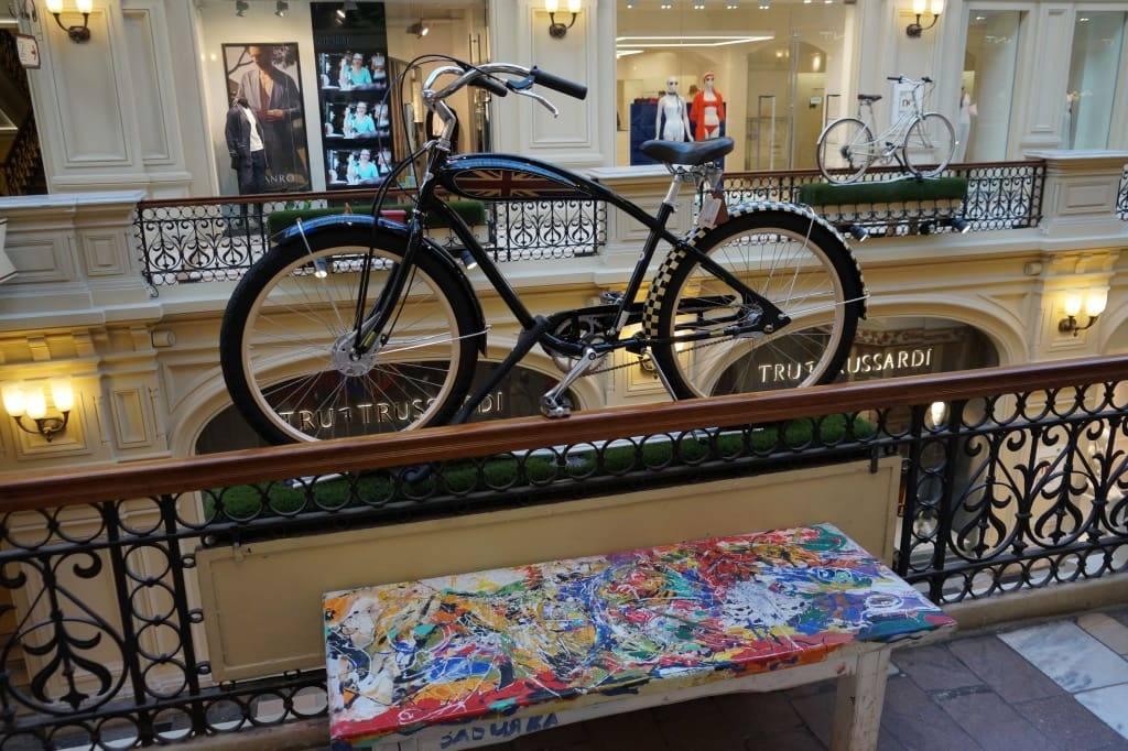 велосипед Московский ГУМ