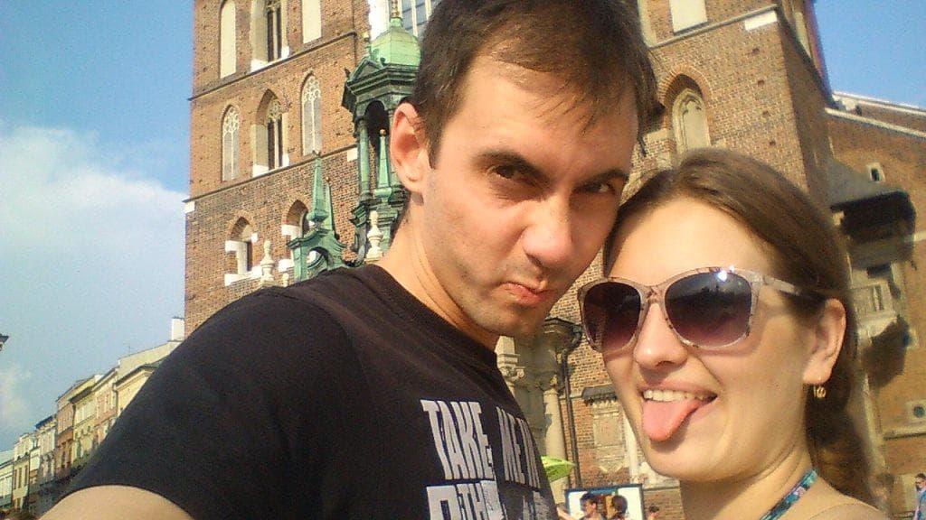 Антон и Таня