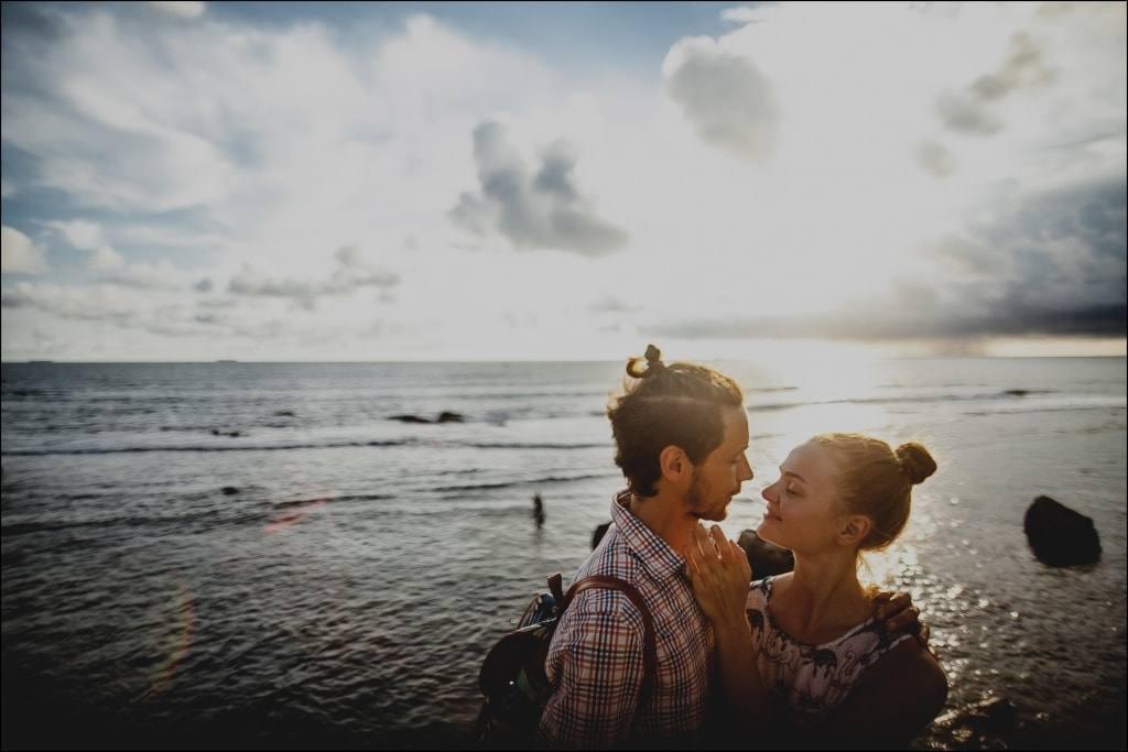 любовь и океан